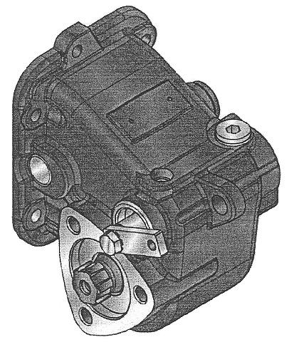 коробка отбора мощности ГАЗель P29GZM11201
